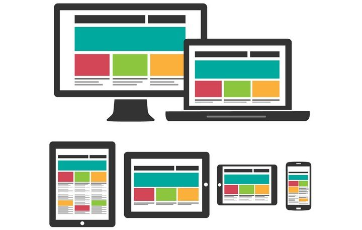 Preventivo Sito Internet Responsive Layout
